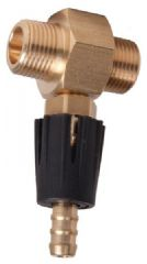 Adjustable Chemical Injector - 3/8